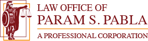 Logo of Law Office of Param S. Pabla